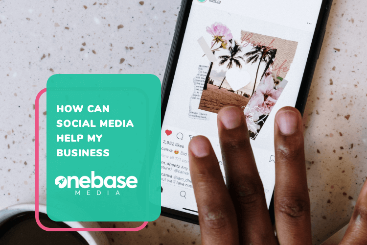 how can social media help my business