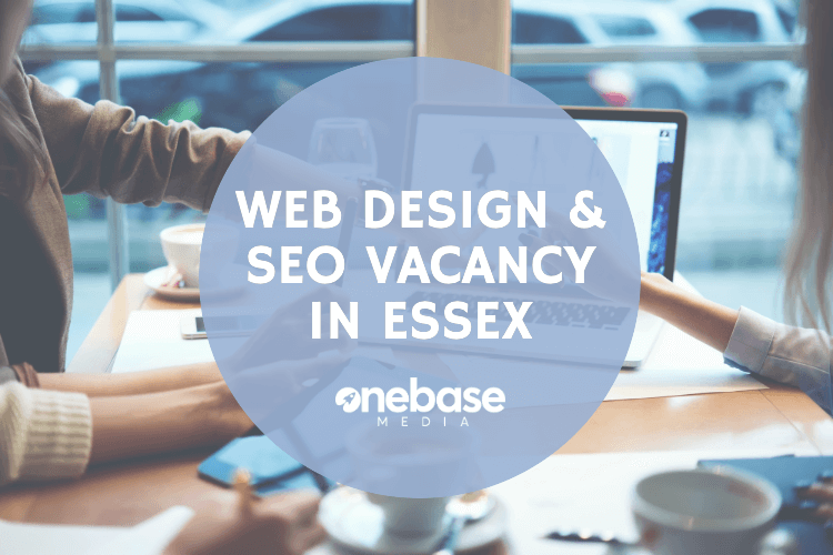 web and seo vacancy leigh essex