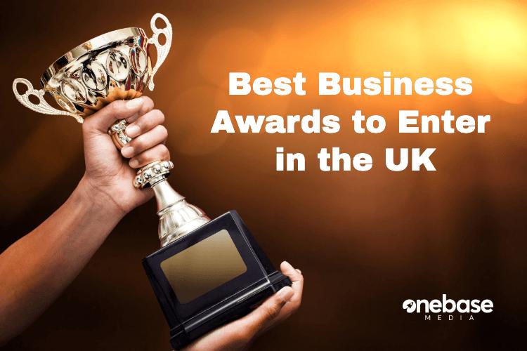 best business awards UK
