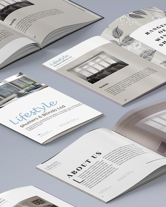 essex brochure design