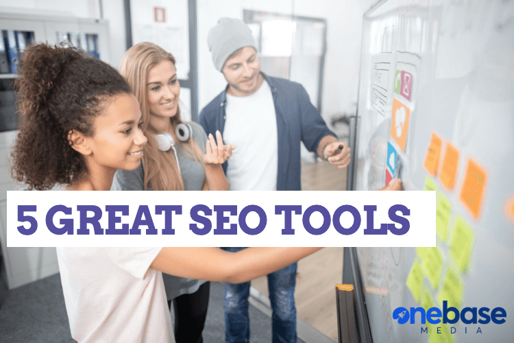 5 great seo tools